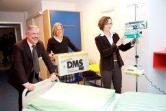 Fünf neue Eltern-Kind-Zimmer für die Kinderkrebsstation