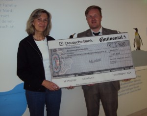 Continental Teves AG & Co. oHG Juni 2015
