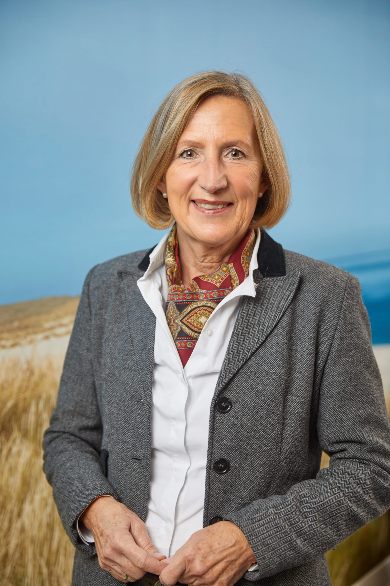 Bärberl Dütemeyer, Vorsitzende