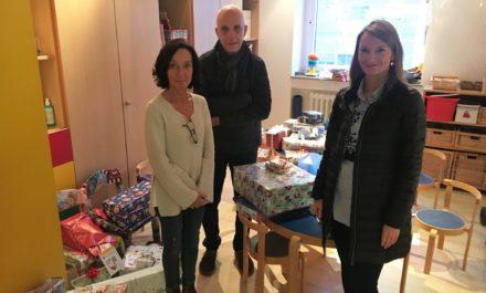 DEUTAG Nord erfüllt Weihnachtswünsche