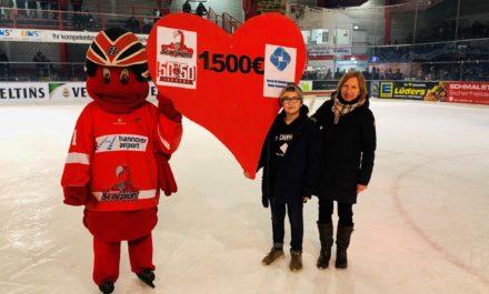 Scorpions-Fans großzügig – 1.500 Euro für krebskranke Kinder