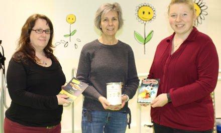 Bücherflohmarkt zu Gunsten krebskranker Kinder