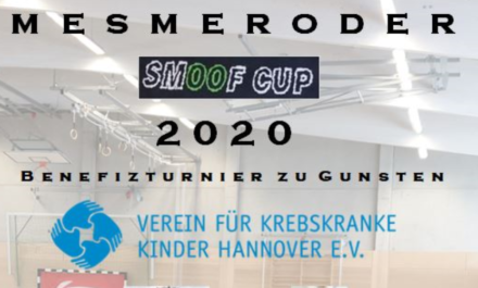 Mesmeroder Smoof Cup 2020 am 16. & 17. Mai 2020